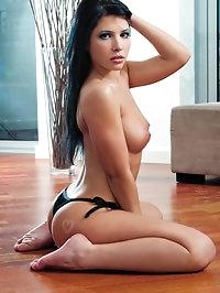Rebeca enjoys getting fucked and sucks cock like a good girl