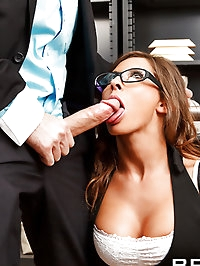 Madison Ivy Pictures in Tied Up and Spanked at the Bank