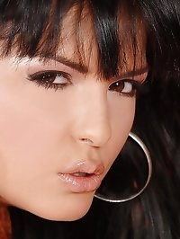 Jasmine Black bound tight & plugged