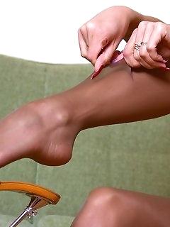 Legs Nylon Babes